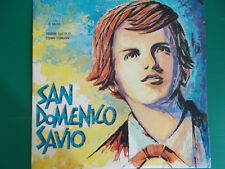 LP SAN DOMENICO SAVIO sonorizzazioni filmine don bosco ELLE DI CI LEUMANN 1964