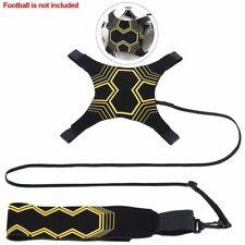 Sports Kick Ball Training Adjustable Elastic Soccer Control Football Ball Strap