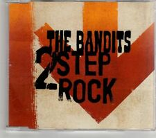(GT601) The Bandits, 2 Step Rock  - 2003 CD