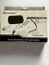 Brand New Gamexpert Essential Pack  8 In 1 For Nintendo DSI
