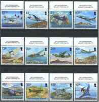 Ascension Island 2013 Definitive Issue, Transport, Airplanes, Aviation MNH**