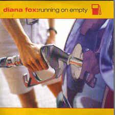 Diana Fox-Running Empty cd single eurodance
