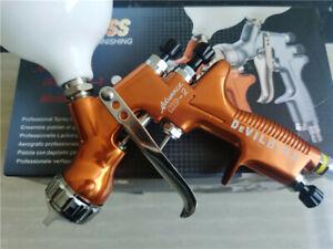 DeVilbiss HD-2 Spray gun Auto Painting & Priming Kit 13mm tip spray tools paint