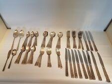 Oneida Community Coronation Silverplate Set - 76 Pieces Dinner Service + More!