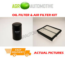 DIESEL SERVICE KIT OIL AIR FILTER FOR KIA SORENTO 2.5 140 BHP 2002-11