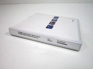 TEKTRONIX CSA8000 071-0433-02 TDS8000 USER MANUAL