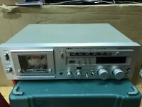 Vintage Akai GX-F80 Stereo Cassette Deck AS IS FOR PARTS OR REPAIR NO RETURNS