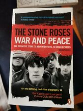 Stone Roses War And Peace Biography Buch/Book