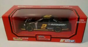 Rare New 1994 Rusty Wallace #2 Ford Motorsports Edition NASCAR Die-Cast 1:24 MIB