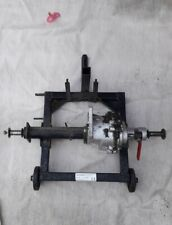 Shoprider Deluxe TE 888NR rear gearbox differential frame drive lever axle unit