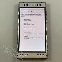 Red Hydrogen One 128GB Shadow Silver Verizon Unlocked 4G LTE Smartphone Rugged