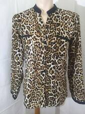 BO) Chemisier/tunique léopard Taille L ou 40/42