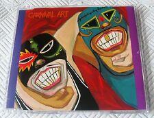 Carnival Art - Wrestling Swamis - Scarce  Mint 1991 Cd Single