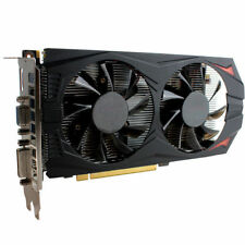 For GTX750 Ti 1GB DDR5 192Bit PCI-Express Video Graphics Card+ Cooler Fan HDMI