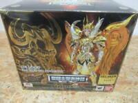 Saint Cloth Myth EX Aries Mu God Cloth Saint Seiya Soul of Gold Bandai Tamashii