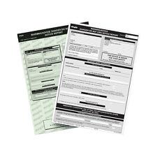 REGIN REGP55 WARNING/ADVICE NOTICE REPORT PAD *NEW* *FREE P&P*