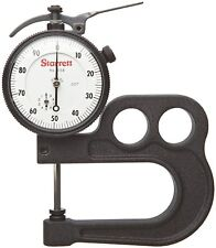 Starrett 1015B Dial Thickness Gage