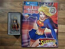 SUPERGIRL #14 DC Comics Super Hero Collection Eaglemoss & Magazine