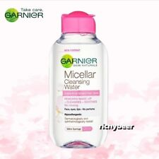 125 ml. Garnier Micellar Cleansing Water Makeup Remover Face Eye Sensitive Skin