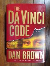 Dan Brown ~ The Da Vinci Code ~ True 1st/1st ~ HC/DJ ~ 2003