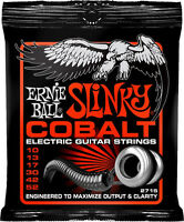 Ernie Ball 2715 Slinky Cobalt 10-52 Electric Guitar Strings Free Shipping in US!