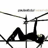 Head Over Heels Paula Abdul CD 1995 #1s My Love Is For Real Crazy Cool Ain't Nev