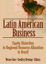 Latin American Business  BOOKH NEW