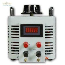 Stelltrafo Regulating Transformer Toroidal Ringkerntrafo 2000 Watt Trafo 8A