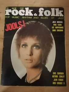 Magazine Rock folk n 18 mai 68 très bon Etat