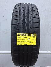 205/55R17 CONTINENTAL CONTI WINTER CONTACT 95V XL Part worn tyre (W563)
