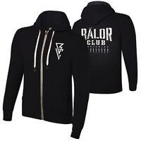"WWE FINN BALOR ""BALOR CLUB"" FULL ZIP HOODIE SWEATSHIRT ALL SIZES OFFICIAL NEW"