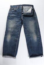 45RPM Mens Selvedge Denim Jeans 38 fits 35 36 x 29 JAPAN