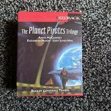 Redback Audio Books The Planet Pirates Trilogy Cassette Box Set Anne McCaffrey