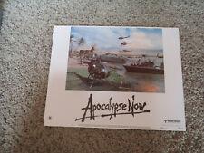 Apocalypse Now 1979 Original 11X14 Lobby Card Marlon Brando Martin Sheen