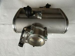 PORSCHE 911 997 GT 3 INTAKE MANIFOLD & THROTTLE BODY 99760511601 E GAS 82.5mm