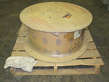 Hitachi 60027-048 62.5 48 Strand Indoor MultiUnit Fiber Optic Cable Reel 2000 Ft