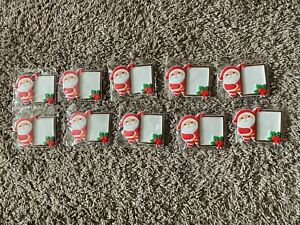 12 PIECES CHRISTMAS LOT MAGNET FOR YOUR FRIDGE   CHRISTMAS REFRIGERATOR MAGNETS