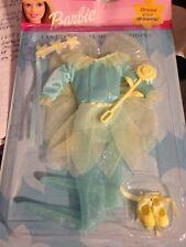 Barbie Mattel Fantasy CostumesFashions #68087-91 New 2000