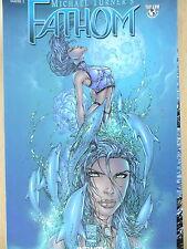 11 x Comic - Fathom  - Michael Turner - Infinity - 4mal Prestigecover