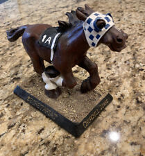 SECRETARIAT, Triple Crown Winner - Churchill Downs Limited Edition Bobblehead