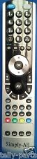 New Toshiba CT-90273 Simply-All™ Replacement Remote Control