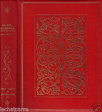 Quo Vadis ? - Henryk Sienkiewicz - Eds. Rombaldi - 1969