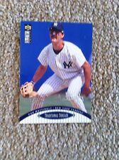 +++ DON MATTINGLY 1996 UPPER DECK SS BASEBALL CARD #100 - NEW YORK YANKEES +++