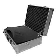 Messgerätekoffer Aluminium Kamera Foto koffer mit Raster Schaumstoff Set - 60247