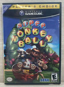 Super Monkey Ball - (Nintendo GameCube, 2001) Complete In Box Tested PLEASE READ