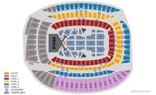 Taylor Swift Chicago ticket Sec. 112 seat 9 (6/2/18)