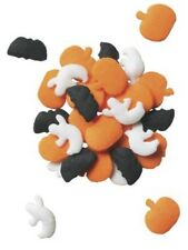 Spooky Halloween - Bats, Ghost, Pumpkin Edible Sprinkles - 2.8 oz