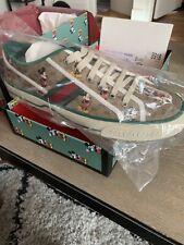 Limited Edition Mens Gucci X Disney 1977 Tennis Sneakers W/ Box