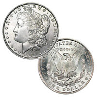 1900 O Morgan Silver Dollar $1 Brilliant Uncirculated BU 90% Silver