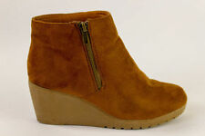 New Look Faux Suede Upper Shoes for Girls' Boots